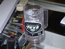 New York Jets 16oz  Freezer  Mug NEW