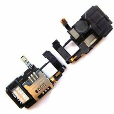 100% autentico Samsung S8500 Wave SIM CARD Holder + Altoparlante Loud Speaker ASSY