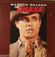 ►►LASER VIDÉO - THE CHASE - MARLON BRANDO - JANE FOND- VO - NTSC -  2 DISQUES◄◄