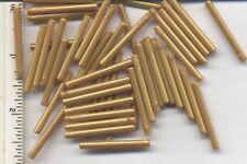 LEGO x 50 Pearl Gold Bar 4L NEW lightsaber blade bulk lot