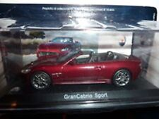 Maserati 100 years collection Gran Cabrio Sport , scala 1:43**FABBRI*Vol 4
