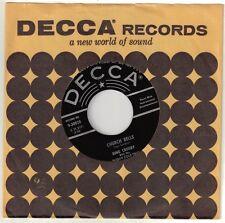 CROSBY, Bing  (Church Bells)  Decca 9-30828 = VINTAGE record