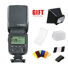 Godox TT600 2.4G HSS Wireless Camera Flash Speedlite for Canon Nikon Olympus