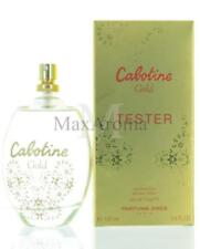 Cabotine Gold  By Perfumes Gres Eau De Toilette 3.4 OZ New For Women Tester
