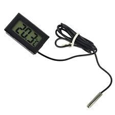 DIGITALE LCD Frigorifero Congelatore ACQUARIO CUCINA TEMPERATURA TERMOMETRO