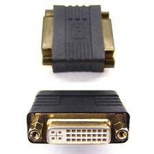 DVI cable coupler / joiner / extender, DVI-I Dual Link 29 Pin female / female