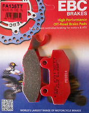 EBC/FA135TT Brake Pads (Front) - Suzuki TS125R 90-96, DR350 SL-SR/SES-SEV 91-97