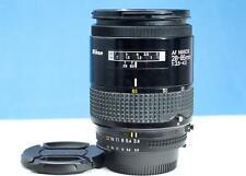 Nikon AF Nikkor 28-85mm f3.5-4.5 D lens caps