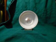 """Noritake """"Rosales"""" #5790, Desert Bowls, Pink Rose, Platinum Leaves,"""