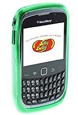 Jelly Belly Clip-On Scented Gel Case for BlackBerry 8520/9300 Curve - Green A...