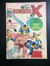 X-Men 3 Hombres X 3 La PRENSA Blob 1st apparence Mexican Edition