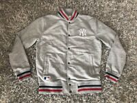 New Era - MLB New York Yankees Jacke College GR M Sweatjacke