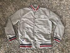New Era New York Yankees Jacke College GR M Sweatjacke