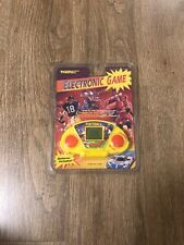 TIGER ELECTRONICS FOOTBALL LCD GAME 75-005 HANDHELD NEW OLD STOCK 1991 SEALED