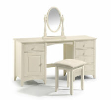 Glass Oval Contemporary Dressing Tables