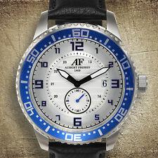 Aubert Freres Montagne Mens Watch / MSRP $1,225.00