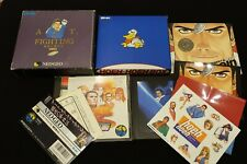 Art of Fighting 3 Limited Edition - Neo Geo CD - Japan Complete