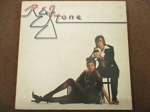 R & J STONE - WE DO IT - LP/RECORD - RCA - RS 1052 - UK - 1976 - A-1E / B-2E