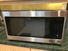 Lg Lcrt2010St 2.0 Cu Ft Counter Top Microwave Oven in Black