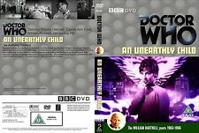 Doctor Who - An unearthly child - REGION 2 Dr. Who - multi-regional plyr. needed
