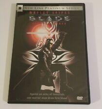 Blade (DVD, 1998, Platinum Edition)