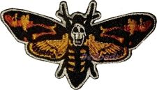 Silence of the Lambs Embroidered Patch Horror Movie Hannibal Lecter Red Dragon