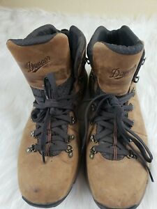 """Danner Mountain 600 4.5"""" Boots Rich Brown Size 11D Men's Hiking Trail 62250"""