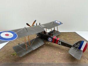 Bausatz der R.E.8 Harry Tate von Wingnut Wings