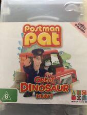 The Postman Pat - Great Dinosaur Hunt (DVD, 2006) Free Post!
