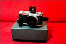 Leica X2 + Grip + Optical Viewfinder + Case FULL PACKAGE - Wonderful conditions