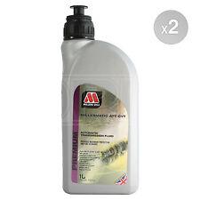 Millers Oils Millermatic ATF CVT Automatic Gear Transmission Fluid 2 x 1 Litre