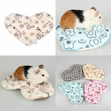 Pet Hamster Rat Nest Bed Hedgehog Soft Warm Winter Sleeping Mat Pad
