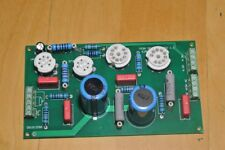 TUBE EZ80 6AU6 OB2 EL84 High voltage tube Variable Power Supply PCB 65MA 300V V2