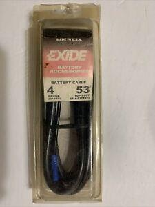 Exide B1152 Top Post Lead Free Battery Terminal F2-001//R#6-4204//A11-4244 2 PC