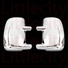 FOR 1999~2007 Ford F250 F350 F450 SD Chrome Mirror Covers