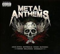 Various Artists - Metal Anthems / Various [New CD] UK - Import