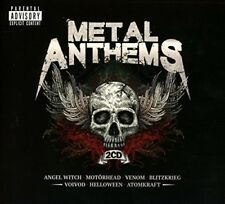 Various Artists - Metal Anthems / Various [New CD] UK - Import