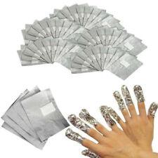 FOIL nail smalto Gel Wraps Remover ART SOAK OFF RIMOZIONE ACRILICO-senza acetone UK