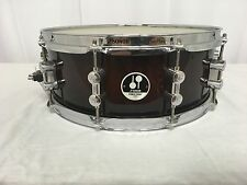 "Sonor Force 3007 14"" Snare Drum/Maple Shell/Smooth Brown Burst Finish/BRAND NEW"