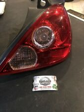 Nissan Tiida C11 R/h Taillight  Hatch 2008