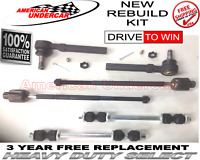 HD Inner & Outer Tie Rod Sway Bar Link Kit for Chevrolet Silverado 1500 99 - 06