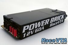 12V 60A Power Supply / iCharger 406 4010 308 X6 Duo Charger POWER BRICK RaceVTA