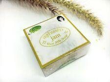 Rice Milk Soap Thai Herbal Whitening Body Face Wash Collagen Acne Handmade 60 g