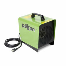 Patron E1.5 Electric Heater 1.5kW , 5,100 Btu/Hr., 1500 Watt, 120V