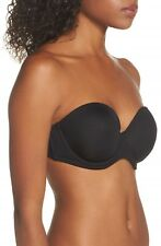 NWOT Wacoal 854119 Red Carpet Convertible Strapless Bra, (With Straps) Size 34H