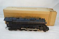 VINTAGE LIONEL TRAIN 726 STEAM ENGINE LOCOMOTIVE BERKSHIRE 2-8-4 SMOKE BOX