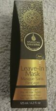 Moroccan Gold Series Treatment Mask Argan Oil Hair Care 4.2oz NEW in Box