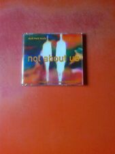 GENESIS Not About Us 4 Track CD Single!