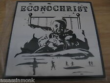 ECONOCHRIST 2x CD Discography Ebullition John Henry West Spitboy