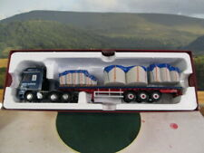 CORGI. DAF 105 Flatbed & Cement Block Load. Keith Murray Transport 1:50. CC14112